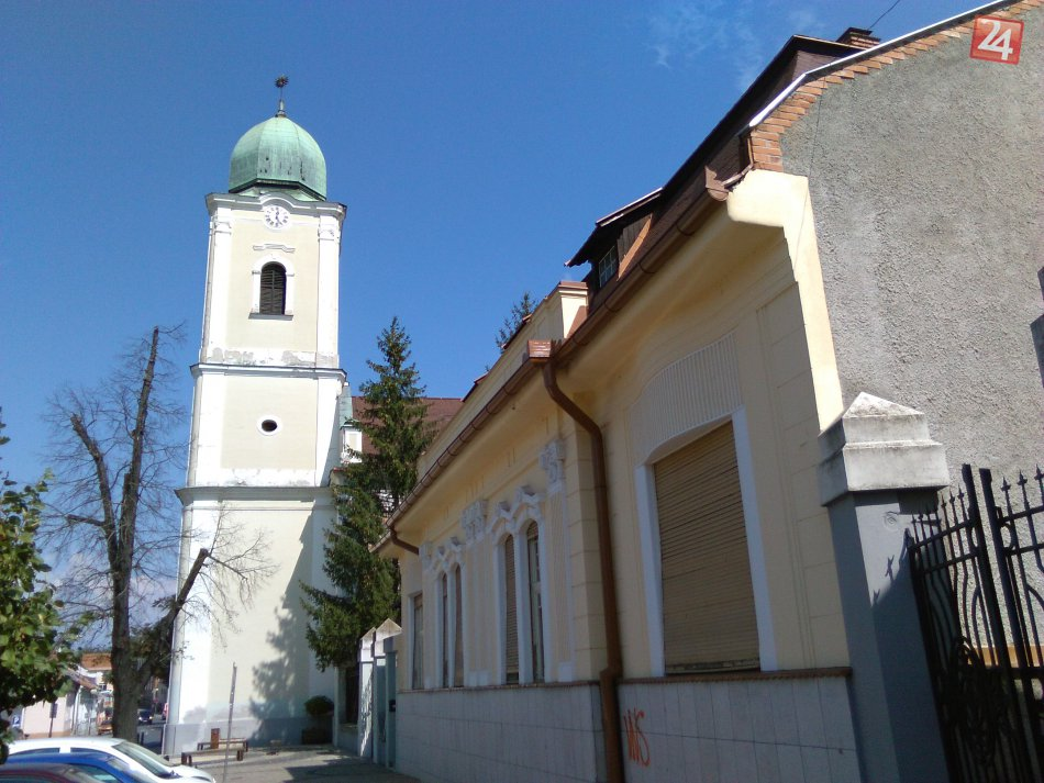 b246d1a8f Evanjelická fara v Lučenci je pamiatkovo chránená | Lučenec24.sk